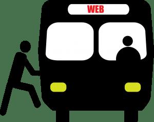 Le bus : site Web à prix fixe